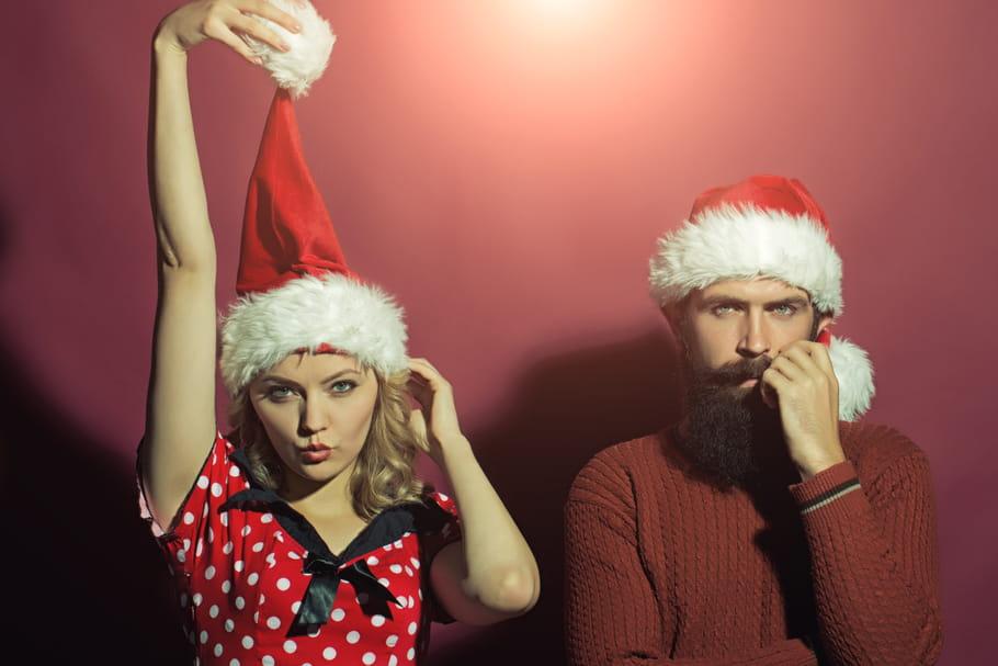 Mon mec n'aime pas Noël: 8idées pour le réconcilier avec les fêtes