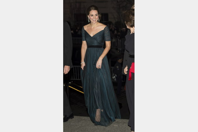 Kate Middleton le 9 decembre 2014