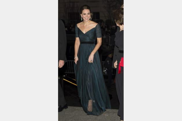 Kate Middleton le 9decembre 2014