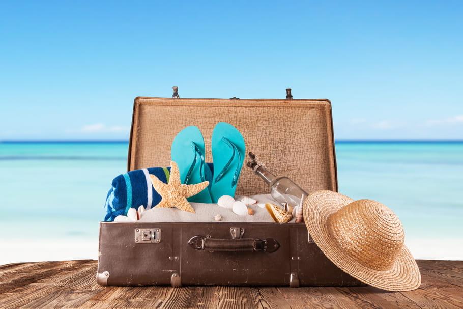 comment bien faire sa valise pour partir en vacances au soleil. Black Bedroom Furniture Sets. Home Design Ideas
