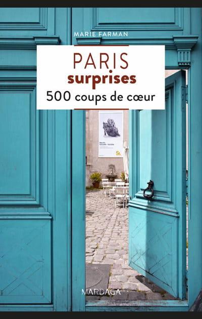 Paris surprises 500coups de cœur