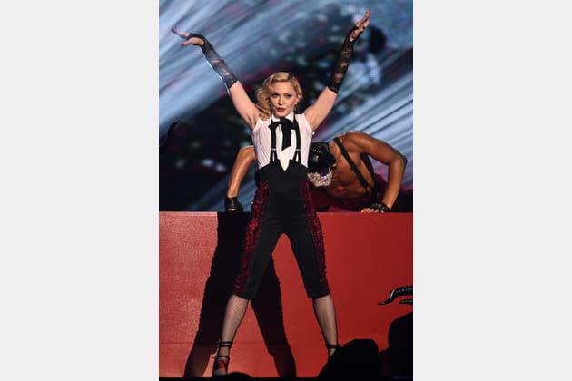 Madonna le 26fevrier 2015
