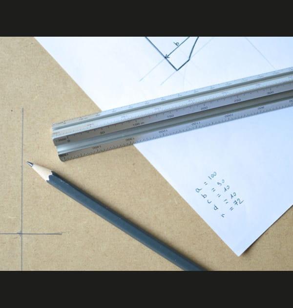 Etape 1: tracer les lignes