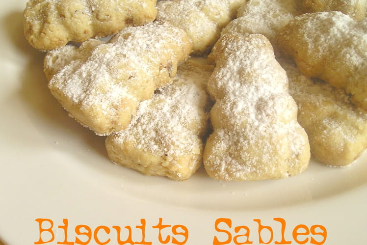 Recette De Biscuits Lapins Aux Amandes La Recette Facile