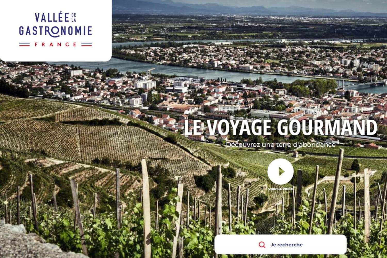 Vallée de la gastronomie - France: 620km de découverte culinaire de Dijon à Marseille en passant par Lyon