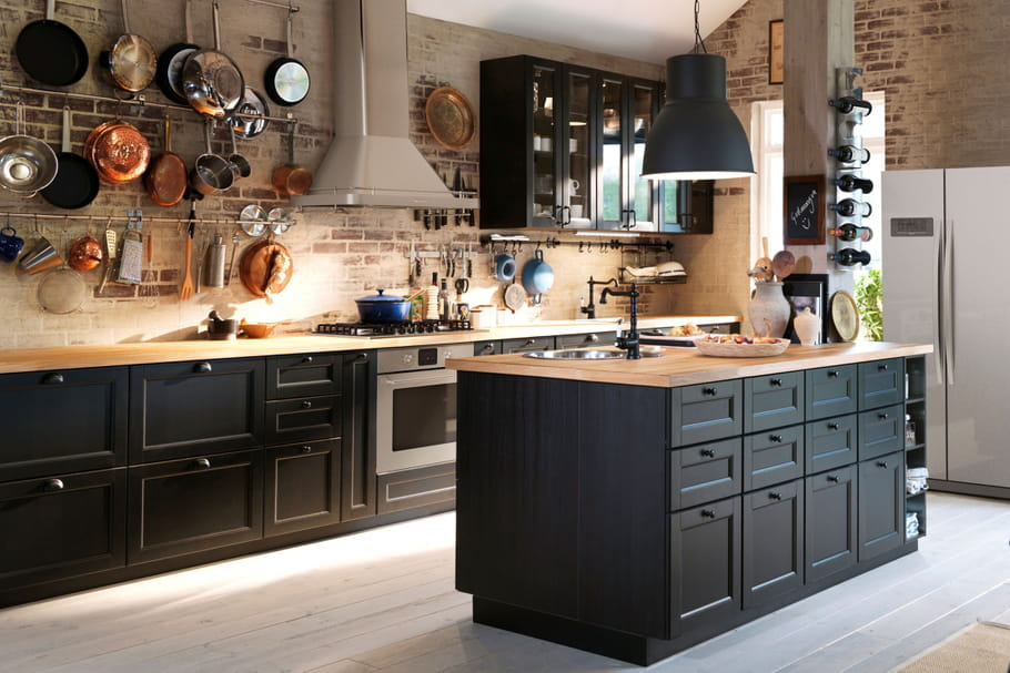 Quelques astuces pour monter une cuisine ikea - Cuisine moderne ikea ...