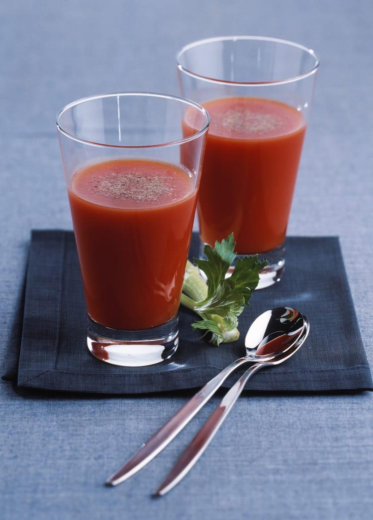Recette de le hot bloody mary la recette facile - Recette bloody mary ...