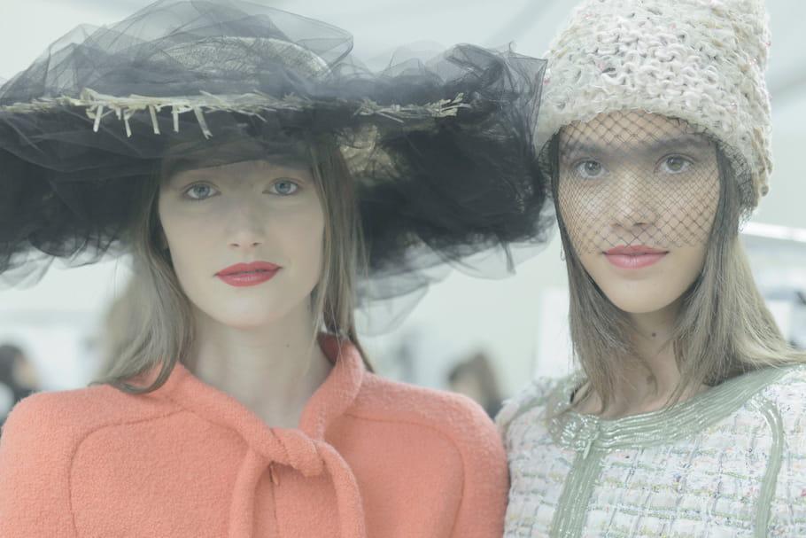 Chanel : le maquillage du défilé haute couture
