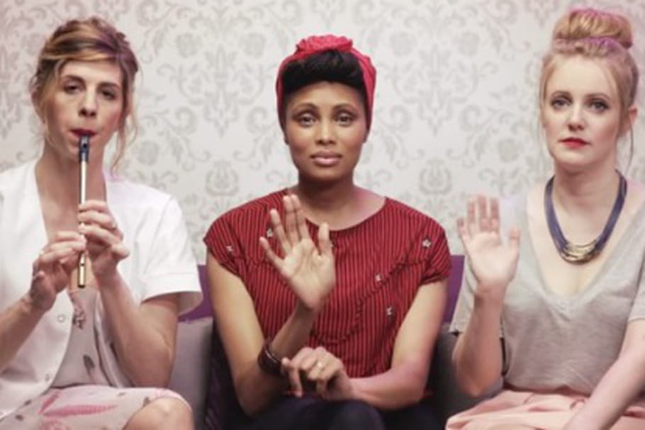 Imany s'engage avec humour contre l'endométriose [VIDEO]