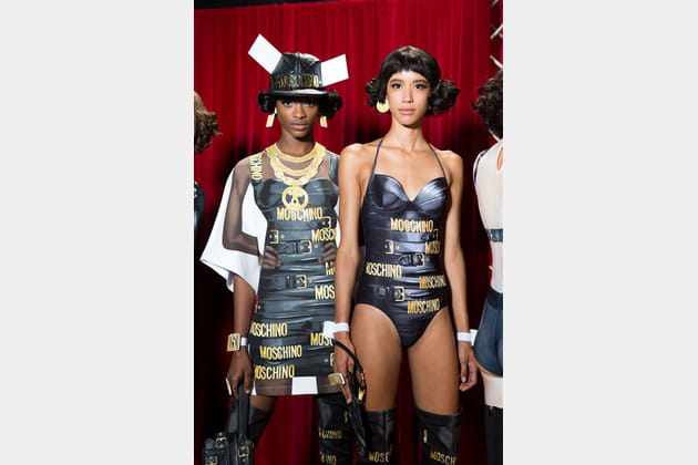 Moschino (Backstage) - photo 39