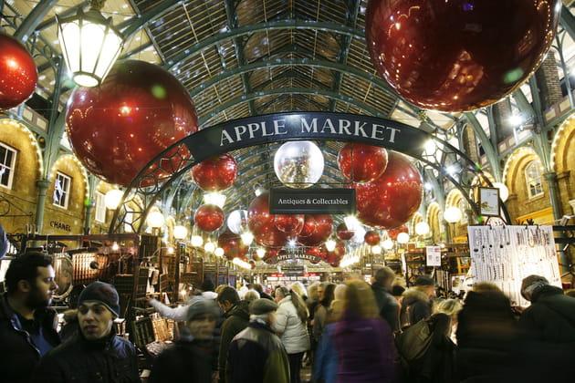 Covent Garden à Londres