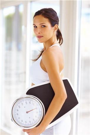 la perte de poids ne doit pas être trop rapide pour éviter l'effet yoyo.