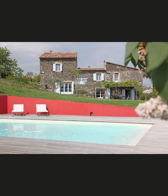 Une vraie maison de campagne... stylée!