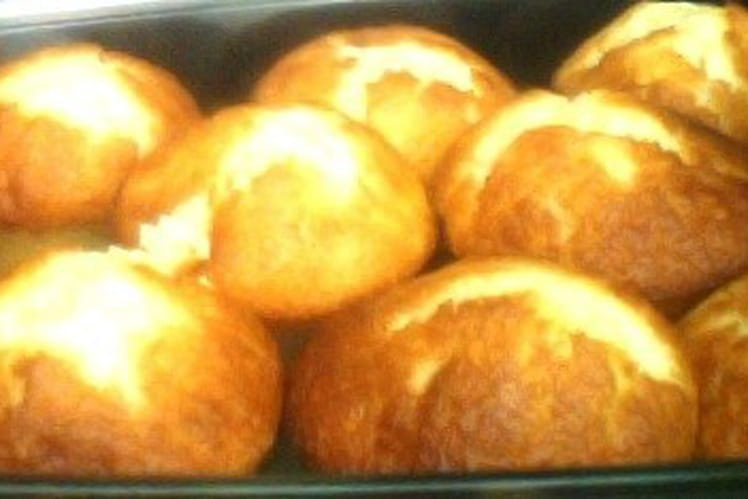 Muffins aux pépites de chocolat maison