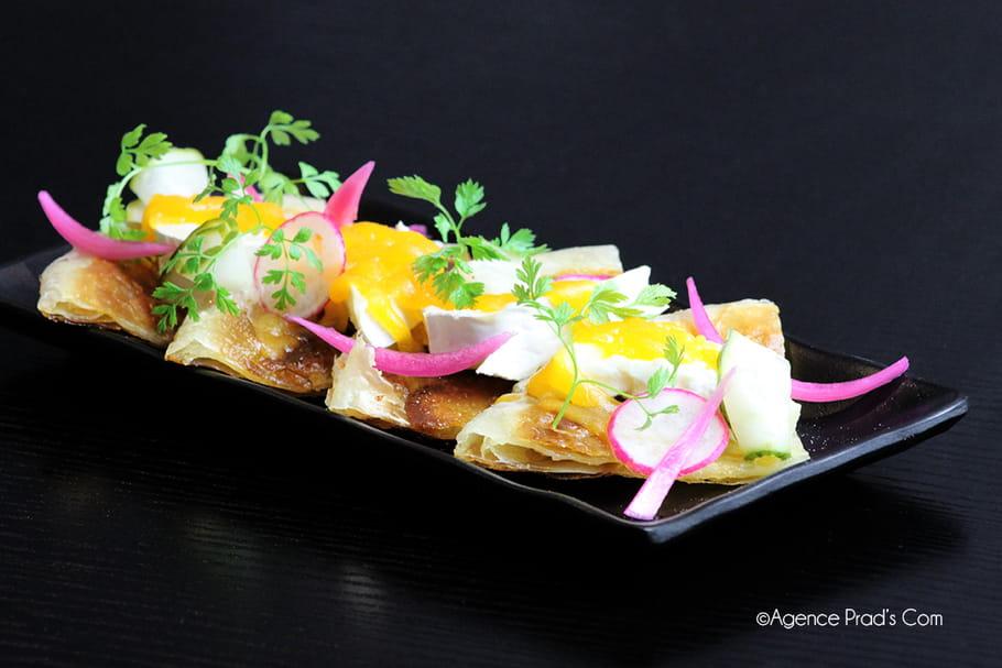 """Cuisines asiatique et française se retrouvent """"Au Forum"""""""
