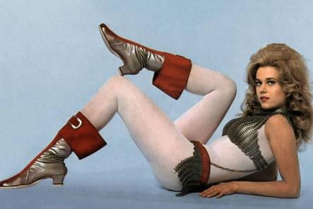 Jane Fonda, déesse de l'aérobic