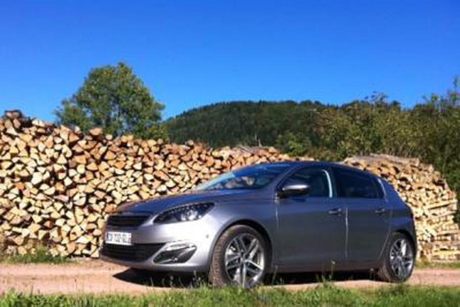 Essai nouvelle Peugeot 308 : ma voiture de l'année