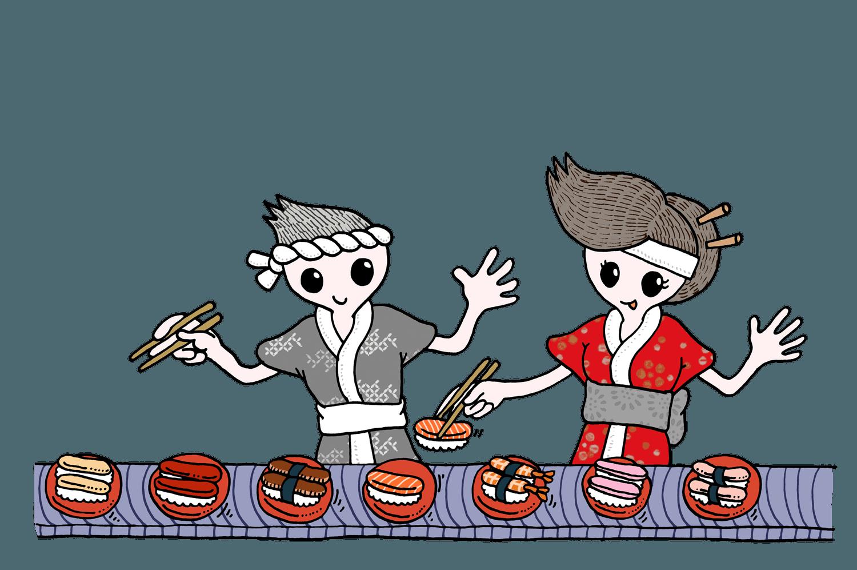 Les Incollables débarquent chez Matsuri
