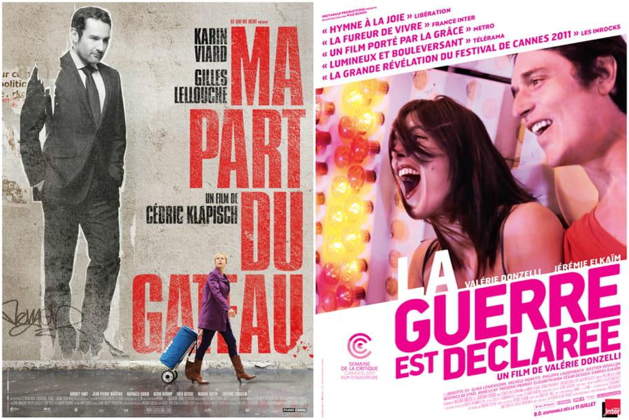 """Ce qu'il faut voir ce soir à la télé: """"Ma part du gâteau"""" et """"La guerre est déclarée"""" sur France 4"""