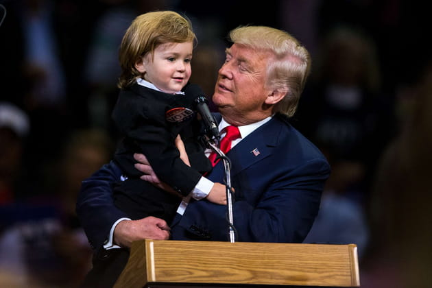 Donald Trump se prépare à envahir le monde avec son armée de mini(ons) Trump