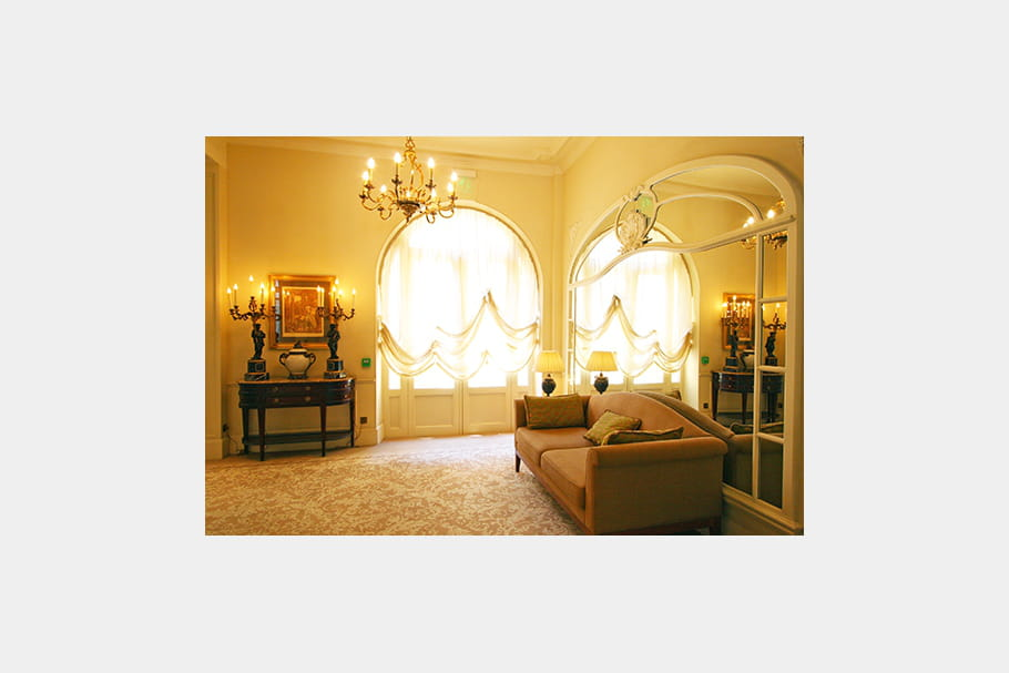 Grand miroir au couloir for Miroir couloir