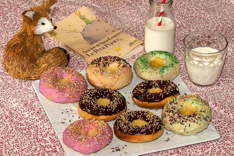 Donuts au four, sans friture