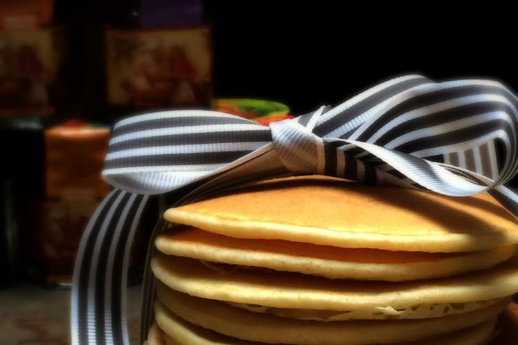 Kouign bigouden ou pancakes bretons