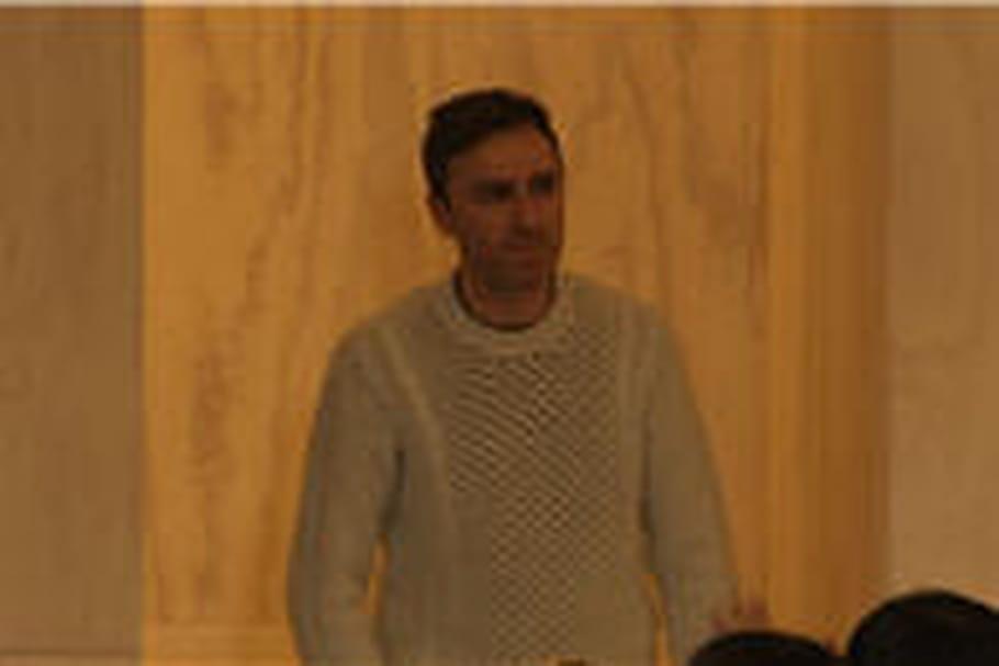 Raf Simons, nouveau directeur artisique chez Dior