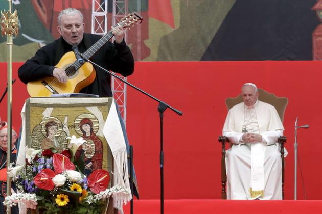 Pape François, pape rock'n'roll