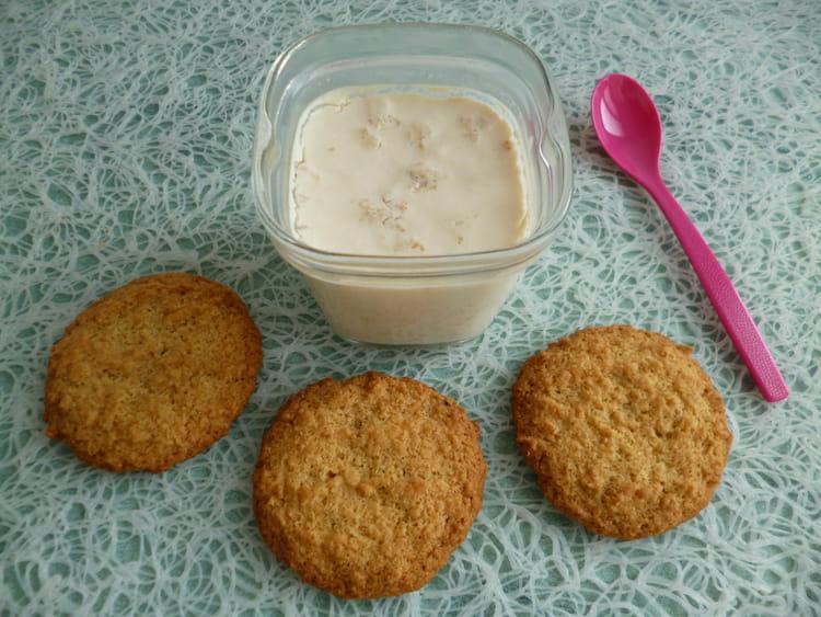 recette yaourts soja maison aux biscuits vanille coco la. Black Bedroom Furniture Sets. Home Design Ideas