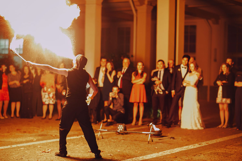 Spectacles de mariage: 6idées pour mettre l'ambiance!