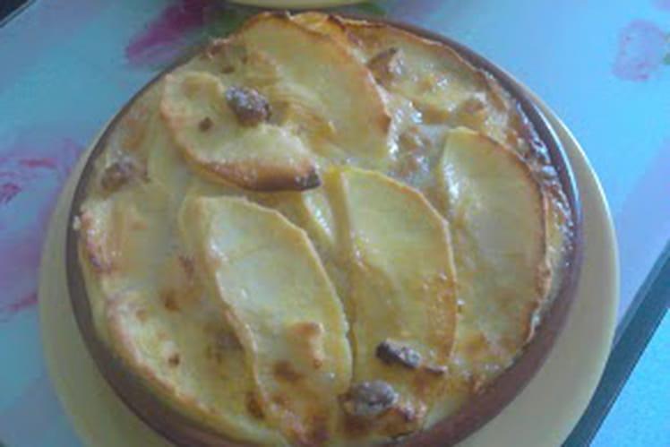 Cassolettes aux pommes