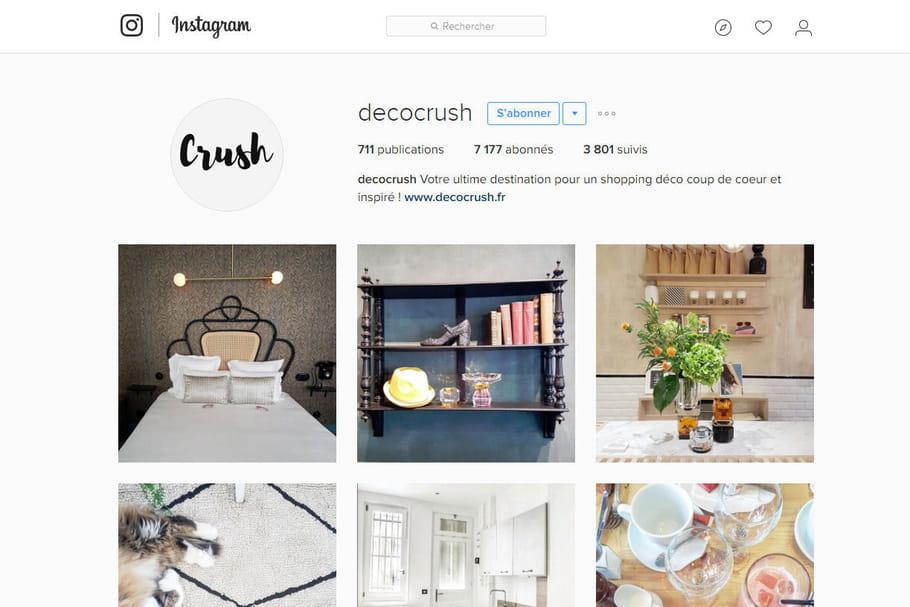 Les 3idées déco repérées sur l'Instagram de Decocrush