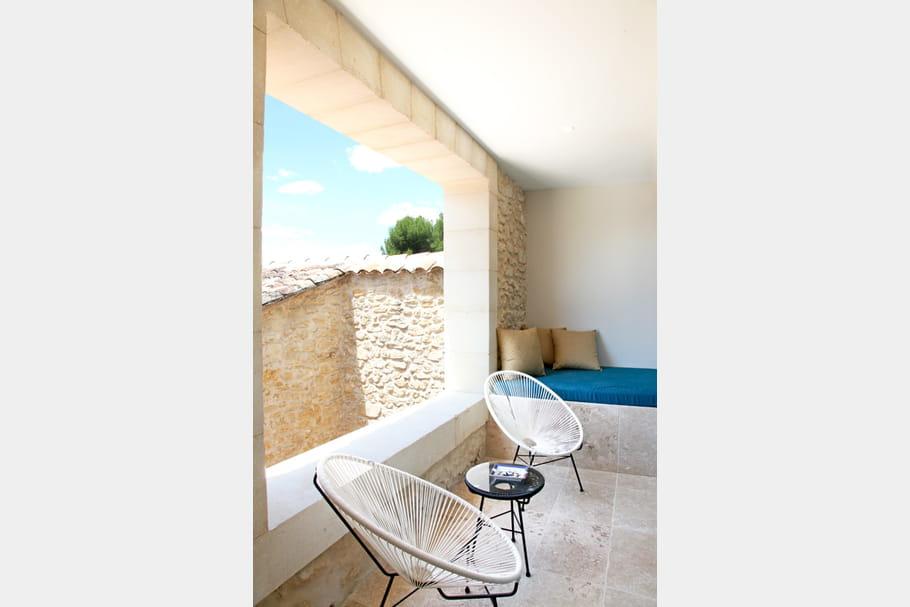 Terrasse intime