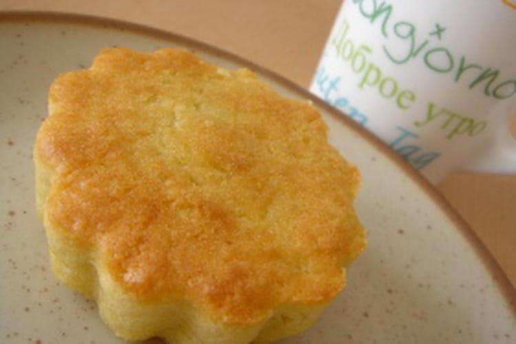 Muffins façon cakes au coco