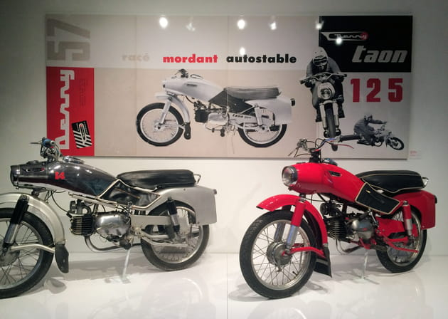 La moto pour Derny Motors