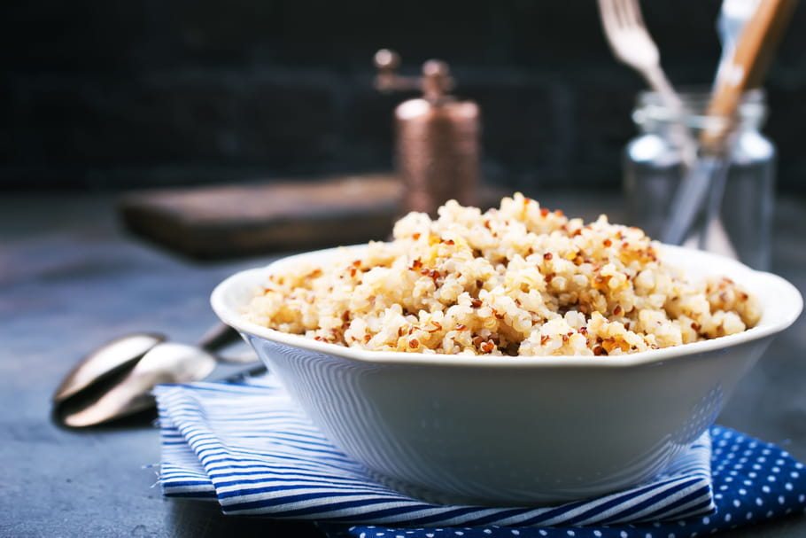 Quels bienfaits quand on mange du quinoa ?