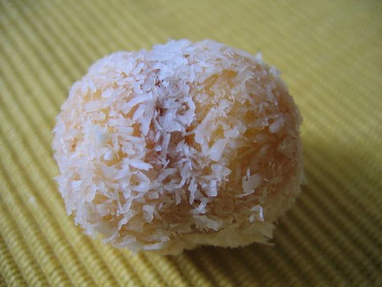 recette sucre a coco a tete rose
