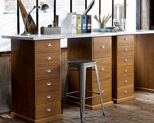 bureau tanguy de am pm. Black Bedroom Furniture Sets. Home Design Ideas