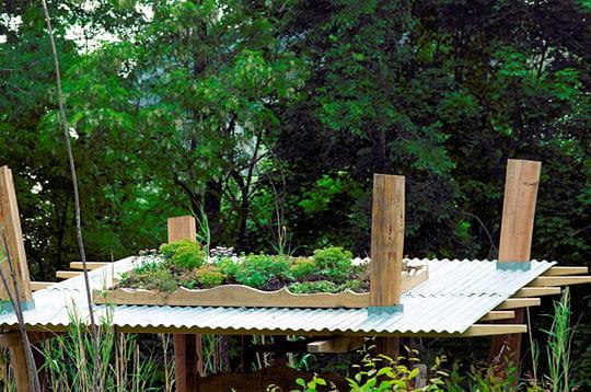 Le jardin Eloge du compost