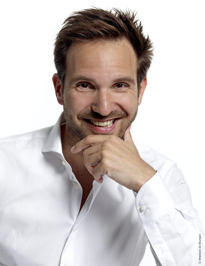 """Christophe Michalak : """"Paul Bocuse a dépoussiéré la cuisine française"""""""