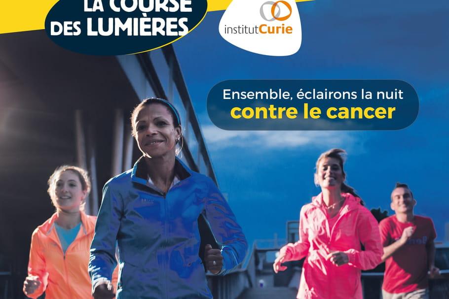 La course des Lumières 2017: un défi sportif contre le cancer