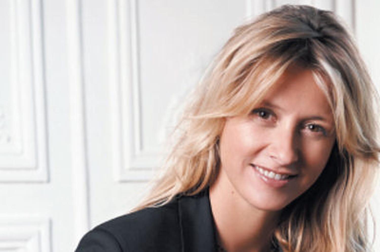 Sarah Lavoine, la décoratrice côté restaurant