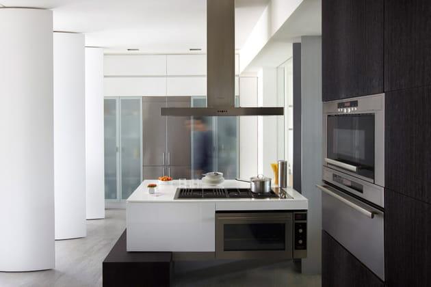 Une cuisine aux dimensions gigantesques