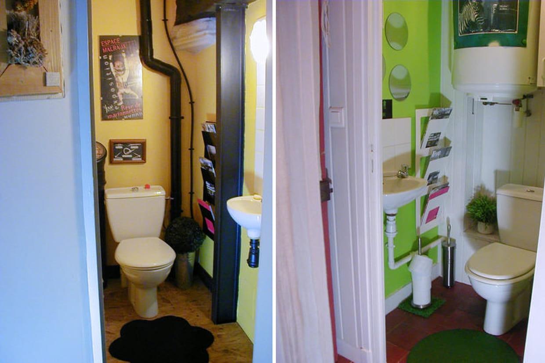 L 39 univers d co des wc - Decorer ses wc ...