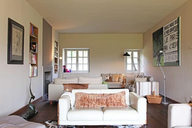 univers chaleureux. Black Bedroom Furniture Sets. Home Design Ideas