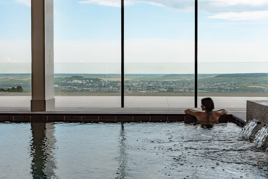 Le Royal Champagne Hotel & Spa, le nouveau paradis du bien-être