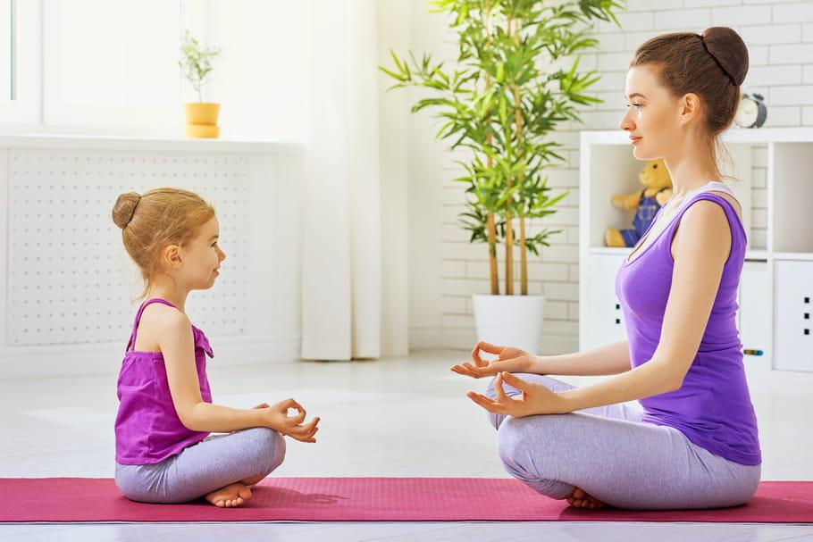 Comment initier les petits à la méditation?