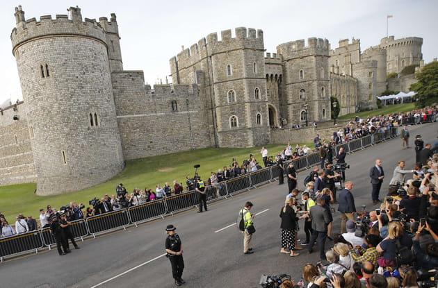 Le château de Windsor en ébullition