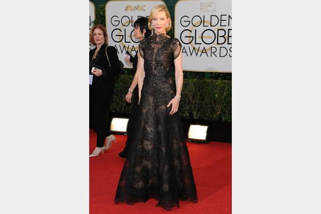 Cate Blanchett le 12janvier 2014